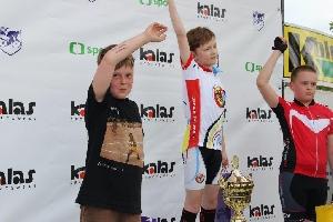 Trofej Rokycany - závod dětí