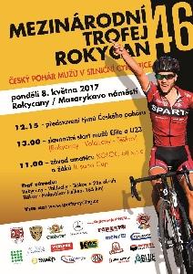 46. ročník Mezinárodní trofej Rokycan startuje 8.května 2017