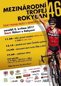 46.Mezinárodní Trofej startuje v Těškově u Rokycan v pondělí 8.5. 2017