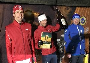 Velkou cenu Chodovaru i celý seriál  Chodovar ski tour vyhrál Jiří Bouchal