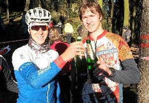 Jan Rajchart vytvořil nový rekord trati při novoročním závodu o velkou cenu Eko komíny s.r.o. a odnesl si prémii 10 000,- Kč.