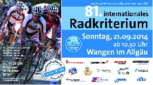 81.ročník Goldene Rad ve  Wangenu a GP Allgäu v Gunzach