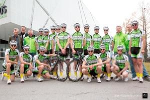 Třetí rakouský tým na startu Trofeje Rokycan -Team Gourmetfein Simplon Wels