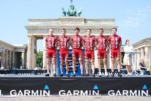 Pro Race Berlin: Martin Hunal v hromadném spurtu na 26. místě
