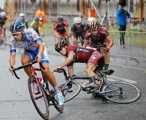 Na Kernen Omloop v Holandsku dojel Tomáš Kalojíros 46. místě, Jan Ryba v Dortmundu na 10. místě.