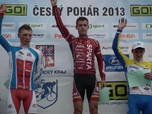 Tomáš Medek dojel na 3. místě na Českém poháru v Jevíčku  a zvítězil v kategorii do 23 let