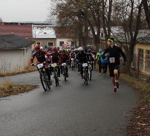 Jan Rajchart obhájil vítězství v novoročním závodu na Žďár u Rokycan o velkou cenu Eko komíny s.r.o.
