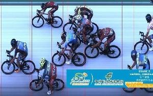Jan Ryba obsadil 7. místo ve třetí etapě Tour of Poyang Lake v Číně