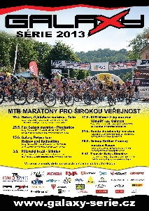 Připravte se i na závěr sezony  - Tour de Brdy na silnici i MTB 5.10.2013