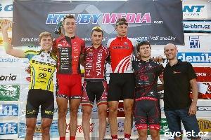 Na Grand Prix Hrubý media triumfoval Tomáš Holub ze Sparty Praha