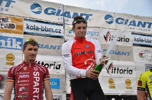 V Plzni na Grand Prix triumfoval Martin Boubal před Holubem a Nesvedou ze Sparty Praha