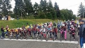"""Propozice:  silniční cyklistické závody pro žáky """"  IL Sano Cup """" – O pohár minerální vody  IL Sano"""