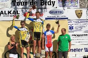 Tour de Brdy na ČT 4