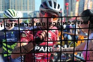 Jan Ryba obsadil 4. a 5. místo  v 5. a 7. etapě Tour of  Poyang Lake