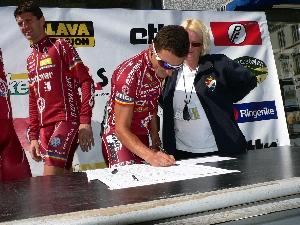 GP Ringerinke - Nebojsa Jovanovic vybojoval 9. místo v 5. etapě a celkově 15. místo.