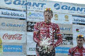 GP 3F VISION vyhrál opět Jiří Nesveda, Tomáš Holub na 3. místě