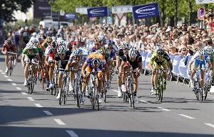 Europe Tour 1. kategorie - GP Herning Dánsko  T.Okrouhlický 15. místo, Rund um Koln - M. Hunal- 25. místo