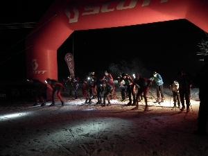 Ladislav Provod zvítězil ve večerní Ski lize  o cenu Scott Sport v Těškově