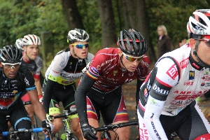 Jan Stöhr obsadil 7. místo na 40. ročníku Rund um Sebnitz