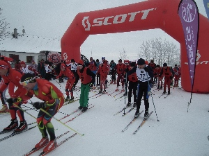 Ladislav Provod nedal nikomu šanci při půlmaratonu GP Agro - Bio Rokycany ve Ski areálu Těškov