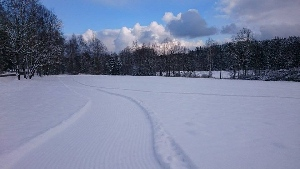 Ski areál Strašice v provozu