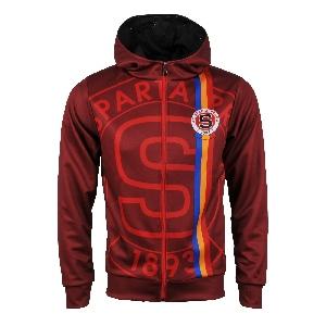 Nová Fanshop kolekce Sparta 1893 je připravena nejen pro naše cyklisty