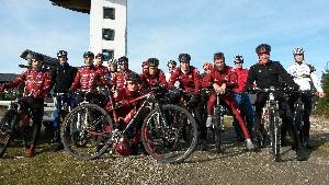 AC Sparta Praha: Tour 2015 - začala přípravou týmu na Šumavě