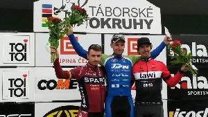 Sparťan Tomáš Holub druhý v Táboře, vyhrál Boubal z Příbrami