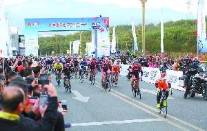 Sparťan Jan Stöhr obsadil celkově osmé místo na Tour of PanZhiHua