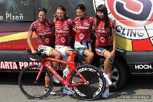 GRACIA Orlová - mezinárodní etapový závod žen