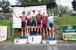 Velkou cenu Mondena s.r.o. v rámci cyklistického seriálu IL Sano Cup vyhrál překvapivě Josef Hladík z IVAR CS