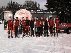 Sparta na lyžích