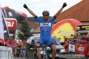 43. vítězem Trofeje Rokycan je Pawel Bernas z Polska