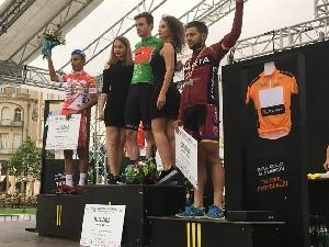 Petr Fiala celkově druhý ve sprinterské a třetí ve vrchařské soutěži, čtvrté místo mezi teamy a Pavel Stohr celkově šestnáctý na Turul Ciclist al Bihorului 2.2.UCI