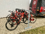 Sparta Cycle Parking Pro 12 Bikes solitaire