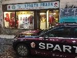 Fanshop AC Sparta Praha 1893 - prodejna