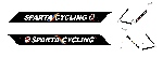 logo Sparta cycling - nálepka na vaše kolo