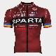 Dres Sparty-cycling vyhr�l v anket� obl�benosti!