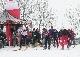 Tříkrálový běh na lyžích v Těškově zatím přeložen na neurčito